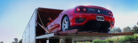 Safest & Most Reliable Vehicle Transport